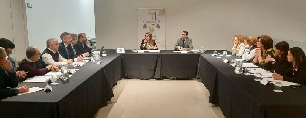 Inaugurado las mesas estratégicas de la ITI